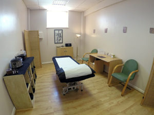 Massage Therapy Leicester